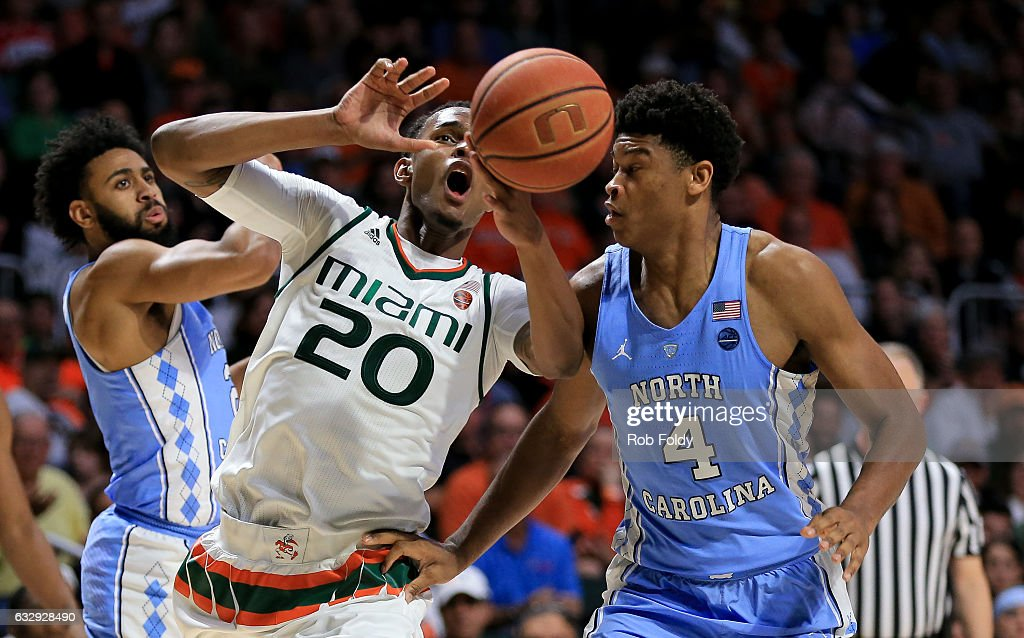 North Carolina v Miami