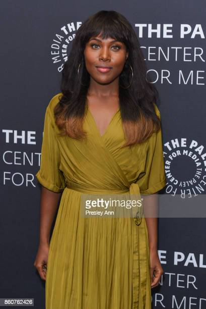 DeWanda Wise attends Paley Honors in Hollywood A Gala Celebrating Women in Television at Regent Beverly Wilshire Hotel on October 12 2017 in Beverly...