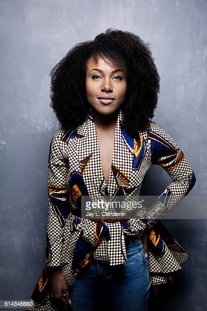 Dewanda Wise from the film 'How To Tell You're A Douchebag' poses for a portrait at the 2016 Sundance Film Festival on January 25 2016 in Park City...