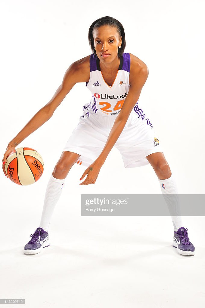 <a gi-track='captionPersonalityLinkClicked' href=/galleries/search?phrase=DeWanna+Bonner&family=editorial&specificpeople=4085058 ng-click='$event.stopPropagation()'>DeWanna Bonner</a> #24 of the Phoenix Mercury poses for a portrait during Phoenix Mercury Media Day on May 16, 2012 at U.S. Airways Center in Phoenix, Arizona.