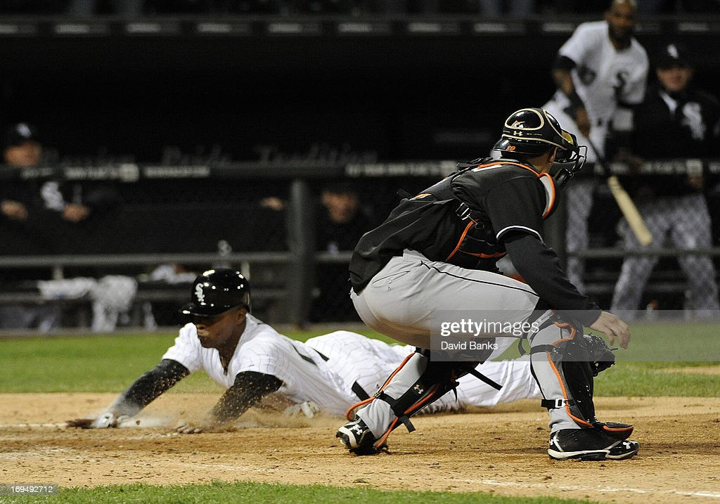 Miami Marlins v Chicago White Sox