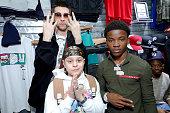 Lil AGZ x YXNG KA 50 Sneaker Giveaway To Kids