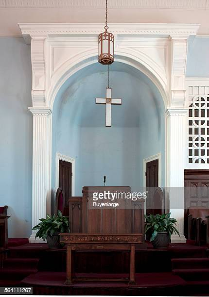 Dexter Avenue King Memorial Baptist Church Parsonage Montgomery Alabama