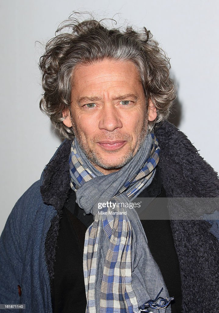 Dexter Fletcher attends a special screening of Stoker at Curzon Soho on February 17, 2013 in London, England.