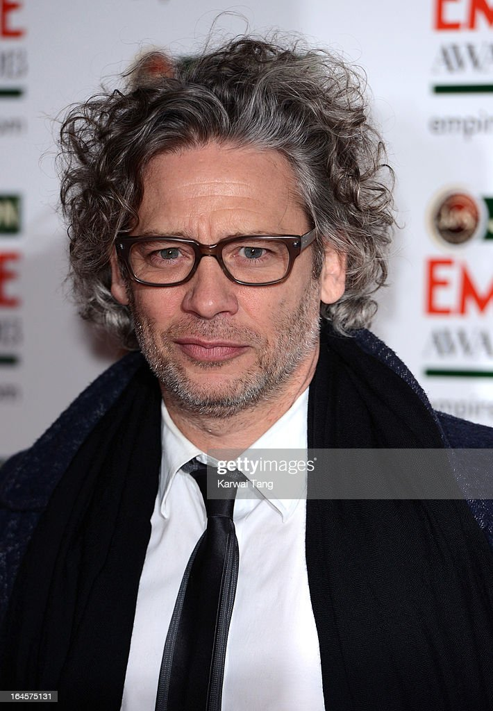 Dexter Fletcher attends the 18th Jameson Empire Film Awards at Grosvenor House, on March 24, 2013 in London, England.