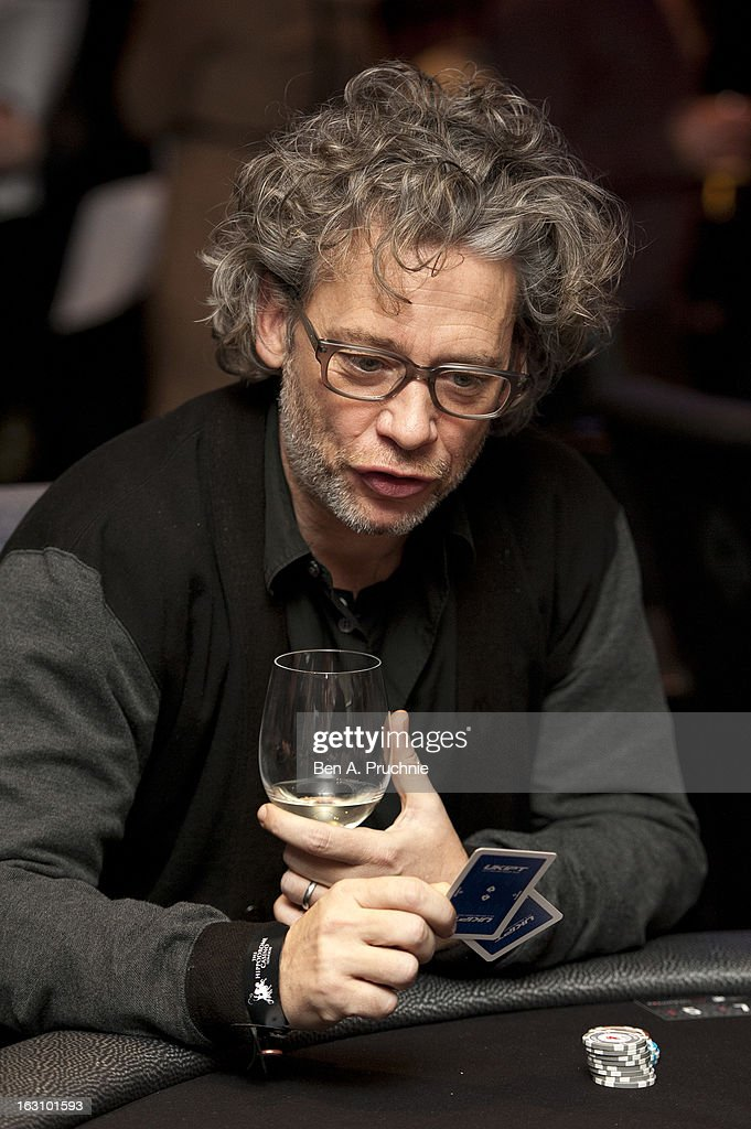 <a gi-track='captionPersonalityLinkClicked' href=/galleries/search?phrase=Dexter+Fletcher&family=editorial&specificpeople=618749 ng-click='$event.stopPropagation()'>Dexter Fletcher</a> attends the launch of The PokerStars LIVE Lounge at The Hippodrome Casino London on March 4, 2013 in London, England