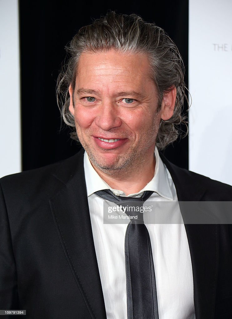 Dexter Fletcher attends the London Film Critics Circle Film Awards at The Mayfair Hotel on January 20, 2013 in London, England.