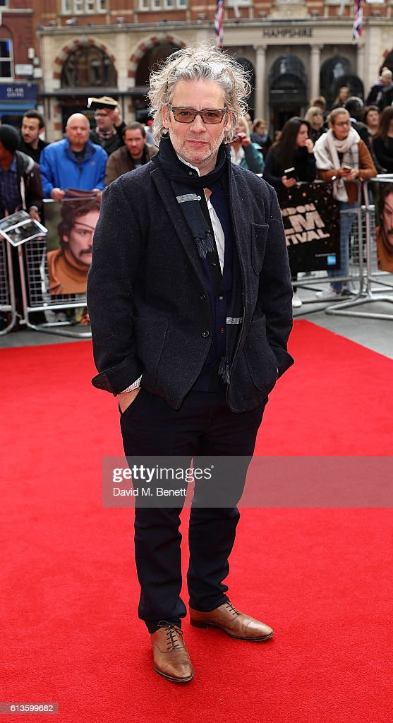 'Mindhorn' - World Premiere - 60th BFI London Film Festival - VIP Arrivals