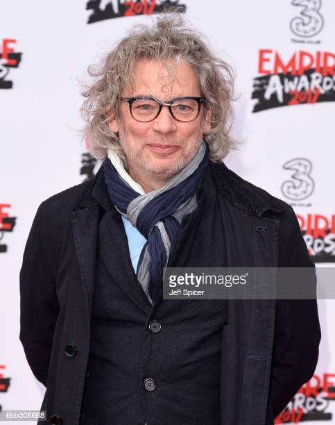 Dexter Fletcher attends the THREE Empire awards at The Roundhouse on March 19 2017 in London England