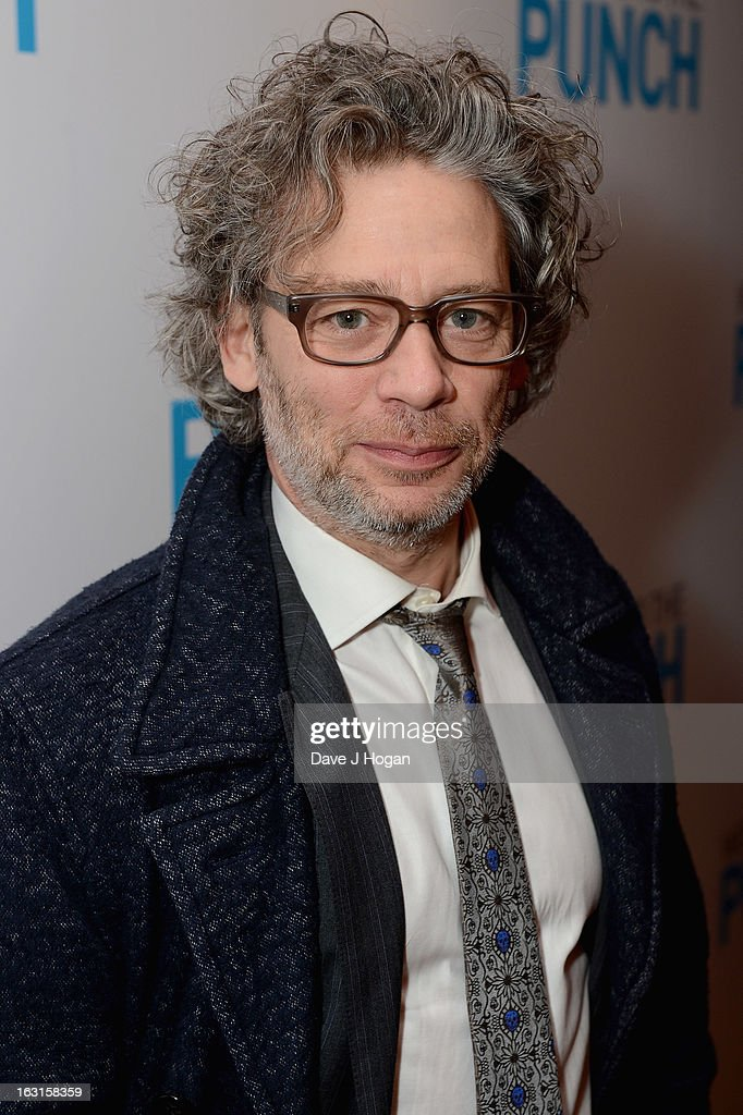 Dexter Fletcher attends the 'Welcome To The Punch' UK Premiere at the Vue West End on March 5, 2013 in London, England.