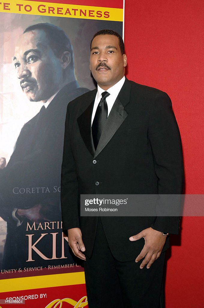 Dexter Scott King