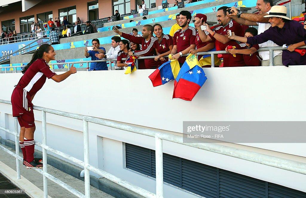 Quarter final fifa u 17 women 39 s world cup costa rica for Puerta 27 estadio nacional
