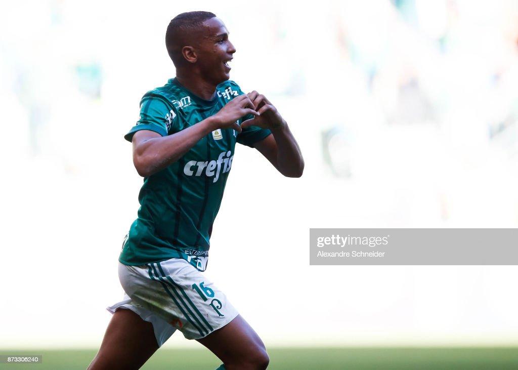 Palmeiras v Flamengo - Brasileirao Series A 2017