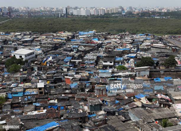 Dharavi is the largest and highly populated slum pocket in Asia