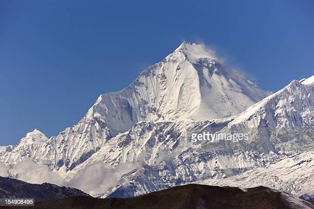 Dhaulagiri. Everest & Annapurna Circuit. Nepal motives