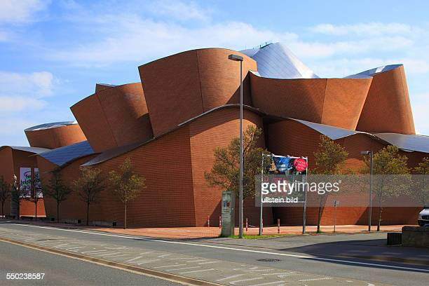 DHerford East Westphalia North RhineWestphalia NRW MARTa Herford art museum architect Frank Gehry