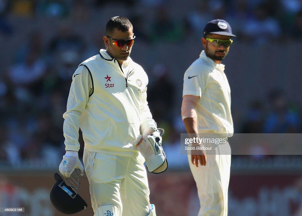 Australia v India: 3rd Test - Day 1 : News Photo