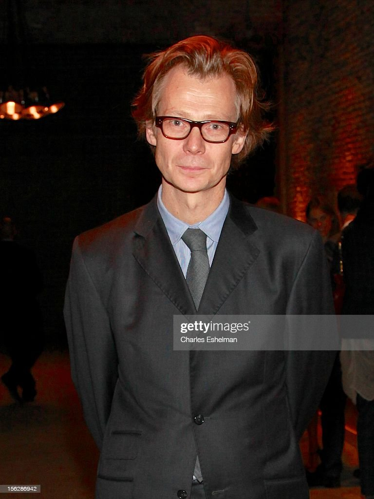 Dia Director Philippe Vergne attends the 2012 Dia Art Foundation's Gala at Dia Art Foundation on November 12, 2012 in New York City.