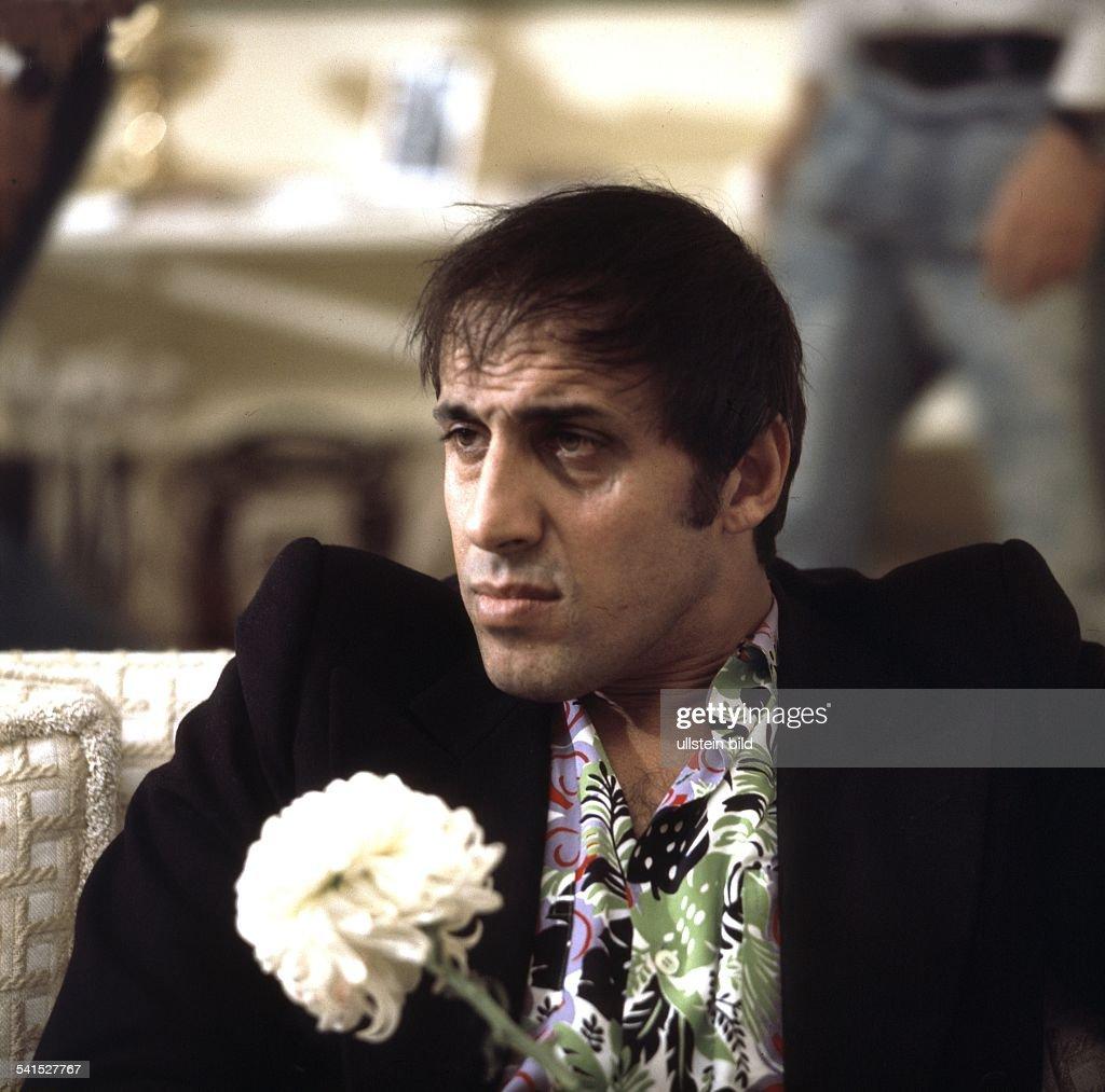 DIAAdriano Celentano *Schauspieler Sänger ItalienPorträt 1977