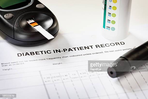 Diabetes: an increasingly common lifestyle disease with related medical equipment