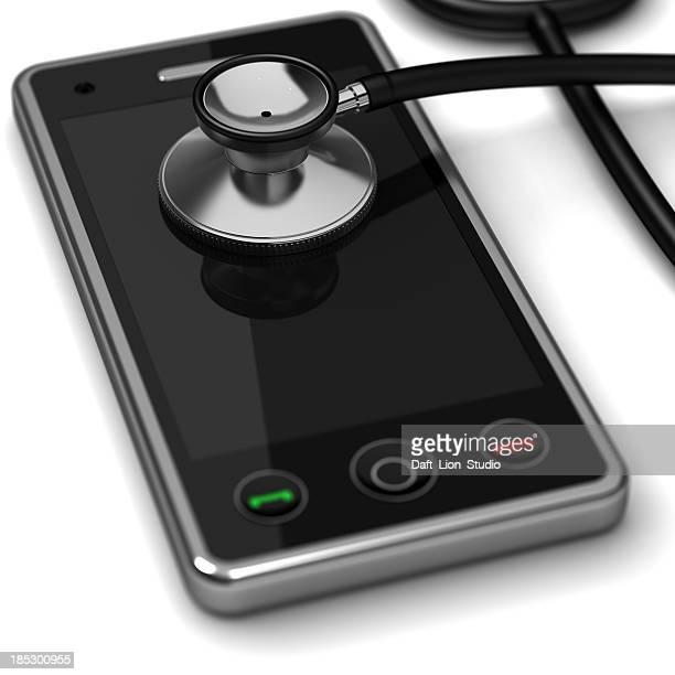 Diagnostic of phone