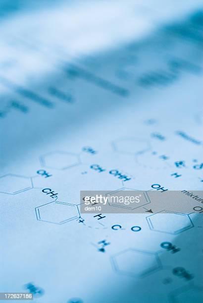 Diagram of Molecular Structures