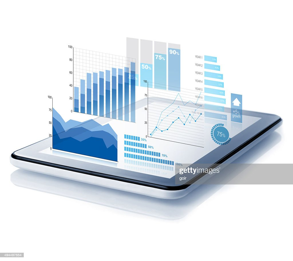 diagrams projecting from tablet picture id494497554?s=170667a&w=1007 diagrams projecting from tablet stock photo thinkstock