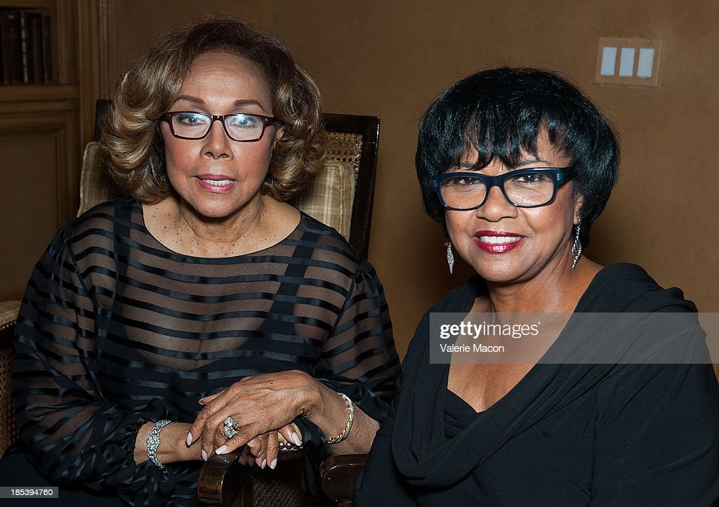 <a gi-track='captionPersonalityLinkClicked' href=/galleries/search?phrase=Diahann+Carroll&family=editorial&specificpeople=240336 ng-click='$event.stopPropagation()'>Diahann Carroll</a> and <a gi-track='captionPersonalityLinkClicked' href=/galleries/search?phrase=Cheryl+Boone+Isaacs&family=editorial&specificpeople=725500 ng-click='$event.stopPropagation()'>Cheryl Boone Isaacs</a> attends House of Flowers Dinner Honoring <a gi-track='captionPersonalityLinkClicked' href=/galleries/search?phrase=Diahann+Carroll&family=editorial&specificpeople=240336 ng-click='$event.stopPropagation()'>Diahann Carroll</a> and <a gi-track='captionPersonalityLinkClicked' href=/galleries/search?phrase=Cheryl+Boone+Isaacs&family=editorial&specificpeople=725500 ng-click='$event.stopPropagation()'>Cheryl Boone Isaacs</a> at Tracey Edmonds house on October 19, 2013 in Beverly Hills, California.