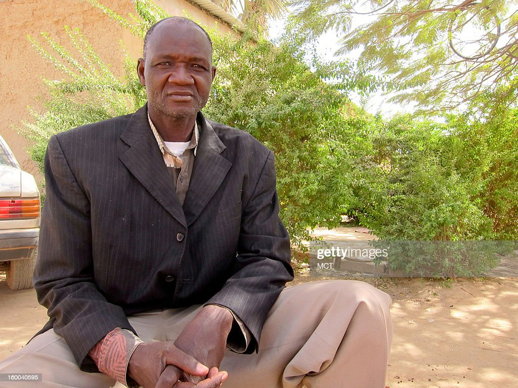 Diakaridia Doumbia snuck out of Diabaly, Mali, to fetch a satellite phone so he could continue relaying Islamist rebel positions to the French military after rebels shut down the phone networks.