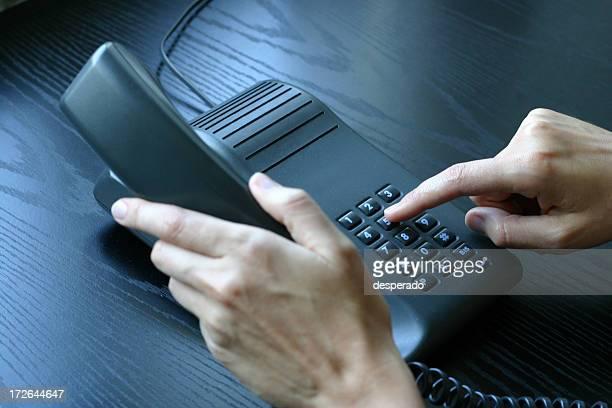 Telefonnummer wählen