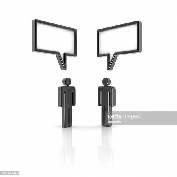 Dialog (Glossy Serie)