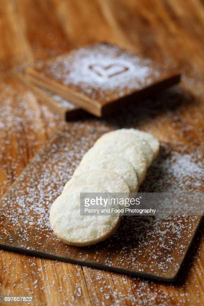 Diamant Sable - Classic Shortbread Cookies