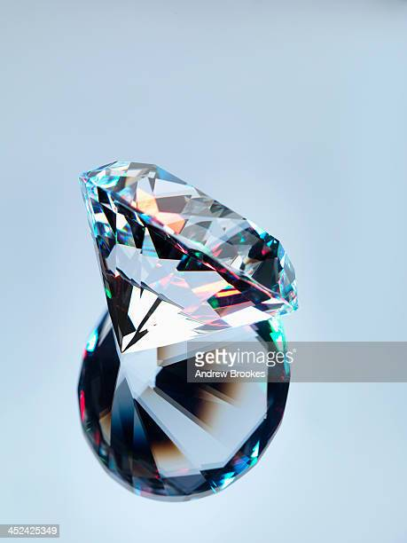 Diamond, close up