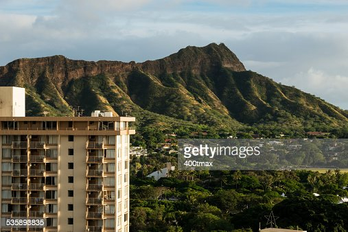 Diamond Head : Stock-Foto