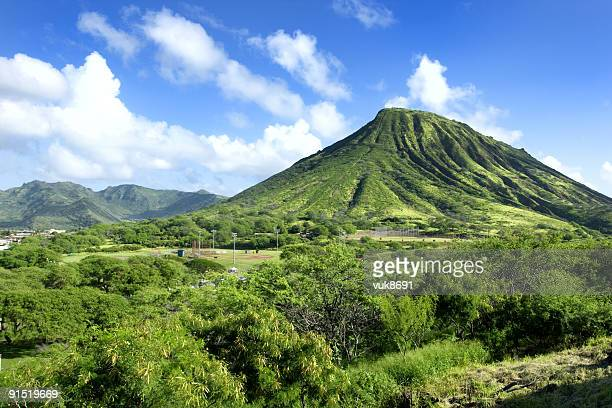 Diamond Head Volcano