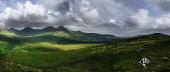 Diamond Hill panoramic