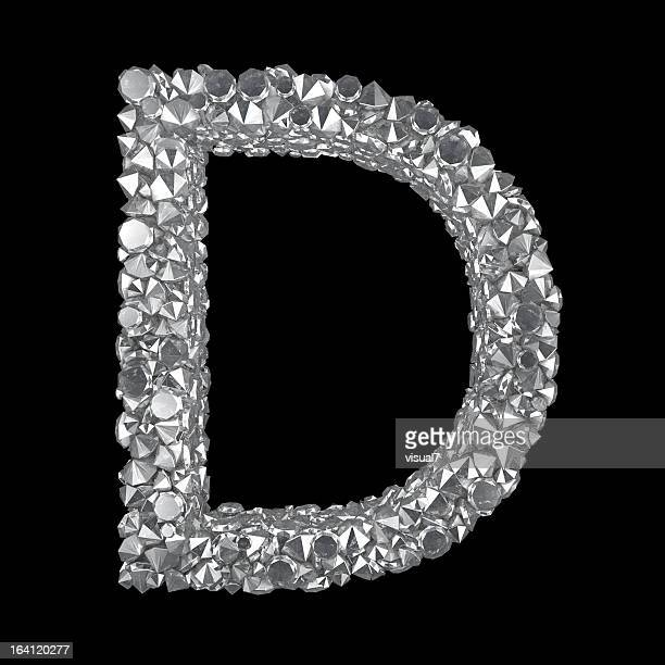 Letter D Stock Photos and Pictures | Getty Images