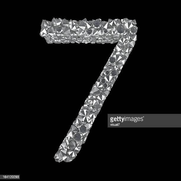 Diamond Number 7