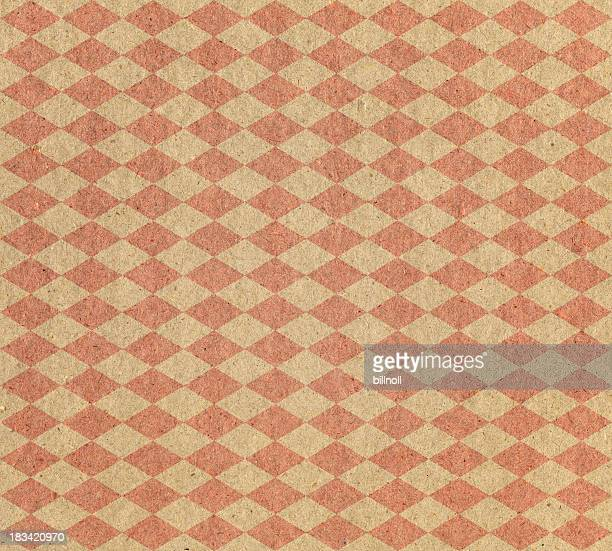 diamond pattern paper