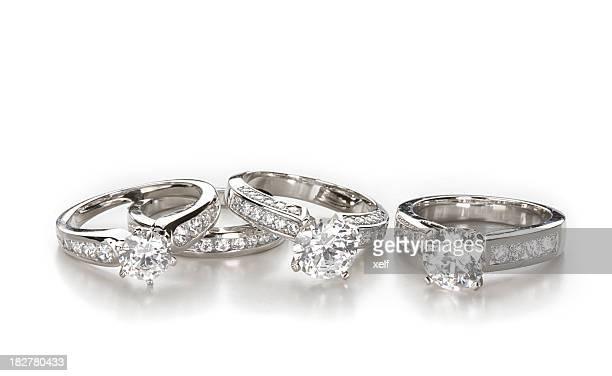 Diamond-Ringe