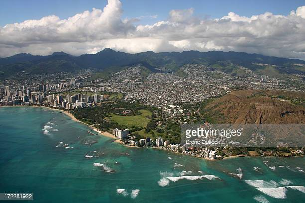 Diamondhead & Waikiki