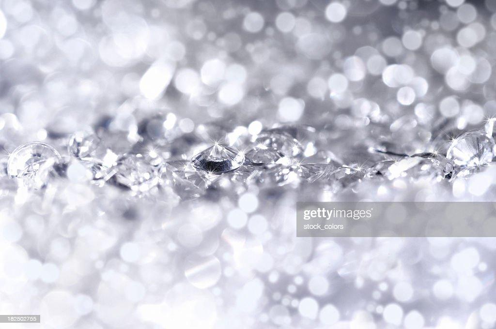 Diamonds light : Stock Photo