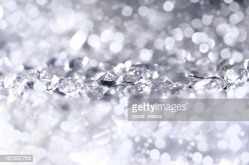Diamonds light