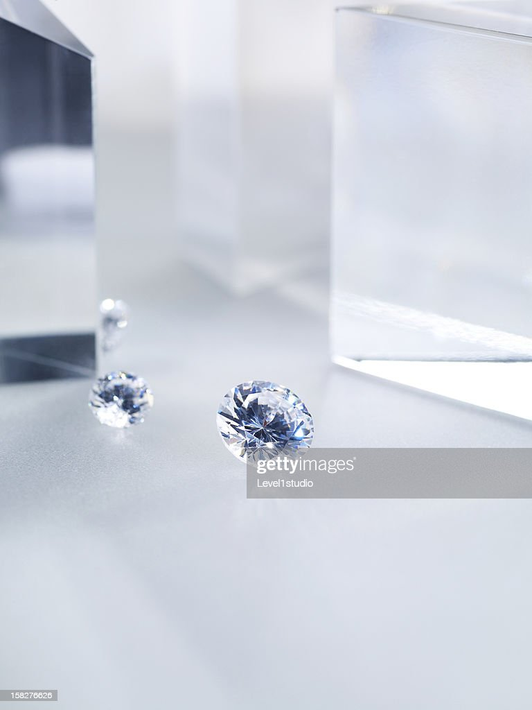 Diamonds : Stock Photo