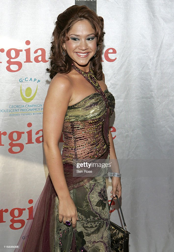Diana DeGarmo during 'Georgia Rule' World Premiere - Hosted by Jane Fonda to Benefit G-CAPP at The Woodruff Arts Center in Atlanta, Georgia, United States.
