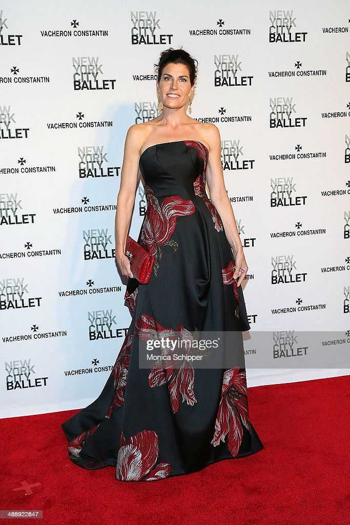 Diana DiMenna attends the New York City Ballet 2014 Spring Gala at David H. Koch Theater, Lincoln Center on May 8, 2014 in New York City.