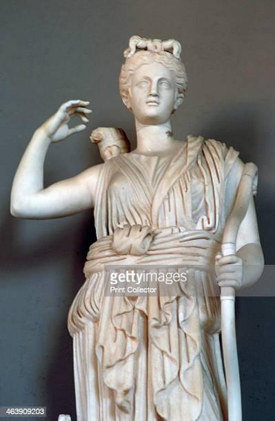 'Diana' goddess of hunting Vatican Museum