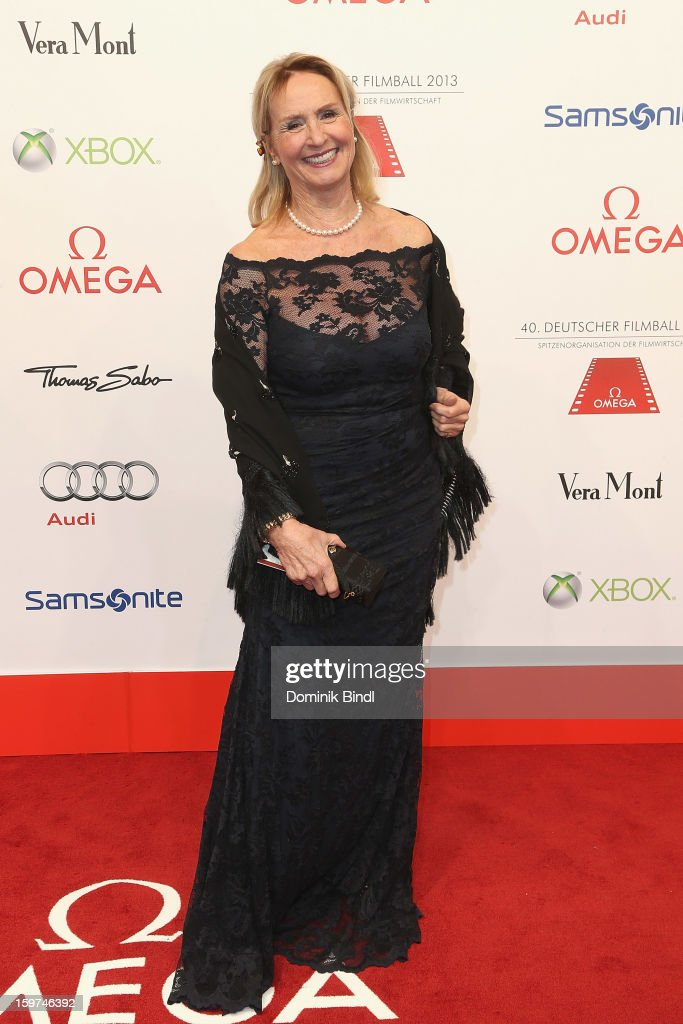Diana Koerner attends the Germany Filmball 2013 at Hotel Bayerischer Hof on January 19, 2013 in Munich, Germany.