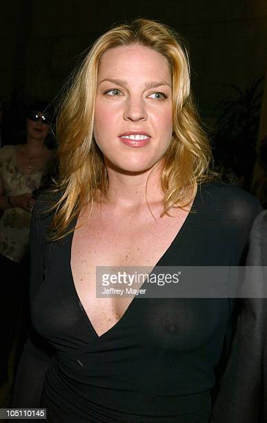 Diana Krall during ASCAP's 20th Annual Pop Music Awards Arrivals at The Beverly Hilton Hotel in Beverly Hills California United States
