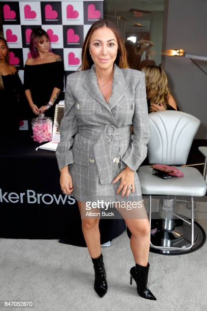 Diana Madison attends Kari Feinstein's Style Lounge presented by Ocean Spray at the Andaz Hotel on September 14 2017 in Los Angeles California